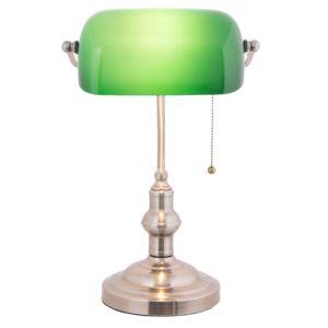 5LL-5100 - Klassieke Bureaulamp - 27*17*41 cm