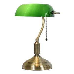 5LL-5104 - Klassieke Bureaulamp - 27*17*41 cm