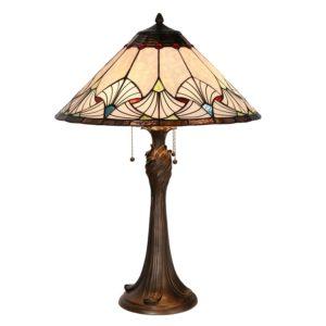 5LL-5394 - Tafellamp Tiffany - Ø 51*78 cm