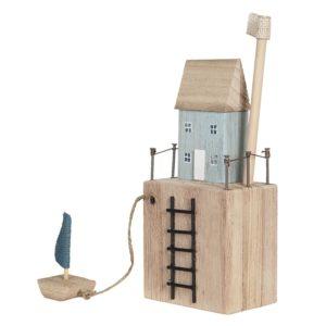 6H1946 - Decoratie huis - 11*7*11/27 cm