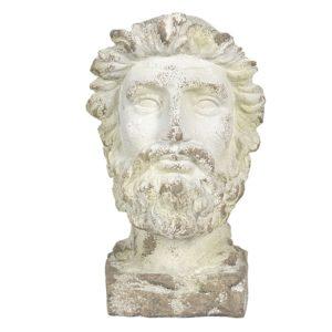 6MG0001 - Decoratie buste - 31*25*43 cm