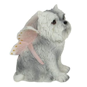 6PR3119 - Decoratie hond - 11*10*13 cm
