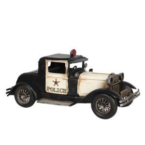 6Y4263 - Model politieauto - 32*14*15 cm