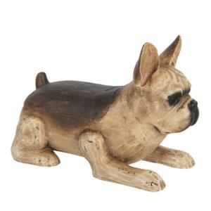 6H1922 - Decoratie hond - 27*13*18 cm