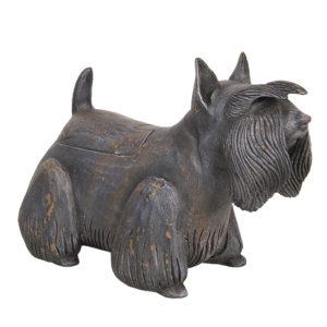 6H1925 - Decoratie hond - 30*12*20 cm
