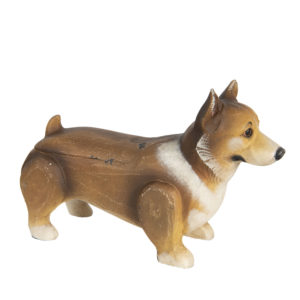 6H1926 - Decoratie hond - 34*11*22 cm