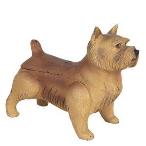 6H1927 - Decoratie hond - 27*13*21 cm