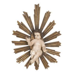 6H1928 - Decoratie Jesus - 35*15*46 cm
