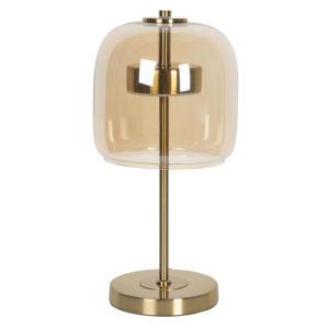 6LMP704CH - Tafellamp met lamp - Ø 23*43 cm LED