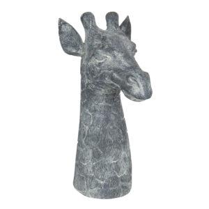 6PR3201 - Decoratie giraf - 24*17*37 cm