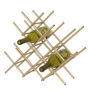 6Y4224 - Wijnrek - 47*14*40 cm
