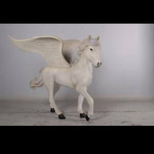 H-180166 Pegasus Horse 4ft. - Paard