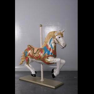 H-200067 Horse Carousel - Paard