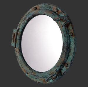 "H-90065 Mirror Porthole 20"" - Patrijspoort"
