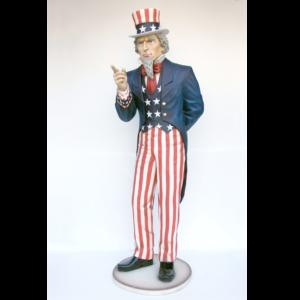 DQ Uncle Sam 8 ft